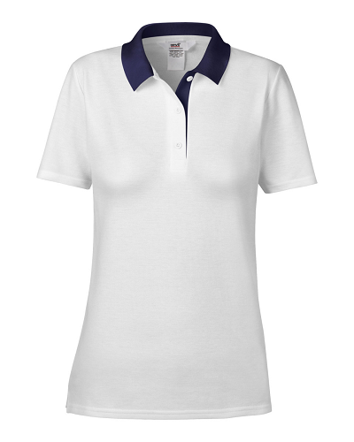 Anvil Women's Double Pique Polo. A303F
