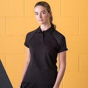 Finden Hales Women's Performance Polo. LV371