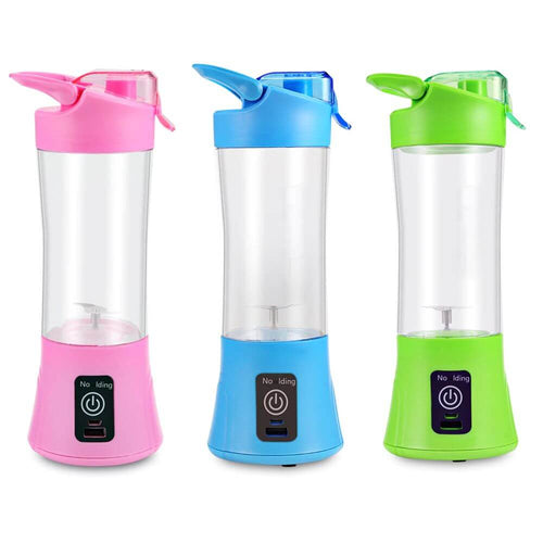 Super Fast and Portable Electric Fruit Blender