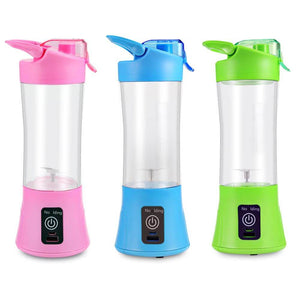 Fast and Portable Electric Fruit Blender
