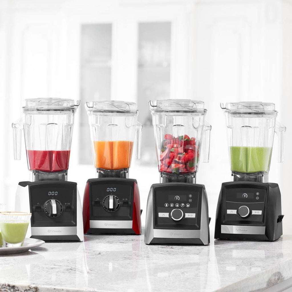 VITAMIX Ascent - the world's most powerful glass blenders 100% non-toxic materials