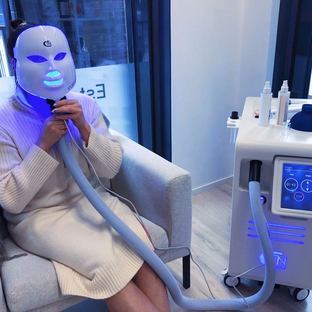 X°CRYO localized cryotherapy device - Feel renovated