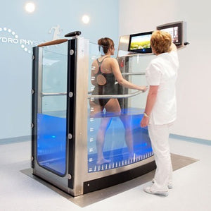 Underwater Treadmills - The power of Water Resistance Training and Rehab