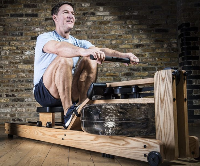 WaterRower Water Rowing Machine - Your Most Effective Workout