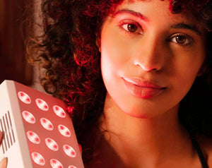 JOOVV Portable Red Light Therapy Device - You deserve to sleep well