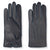 nordic-moose genuine moose leather gloves navy blue