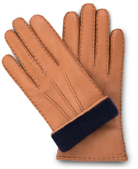 nordic-moose genuine moose leather gloves cork