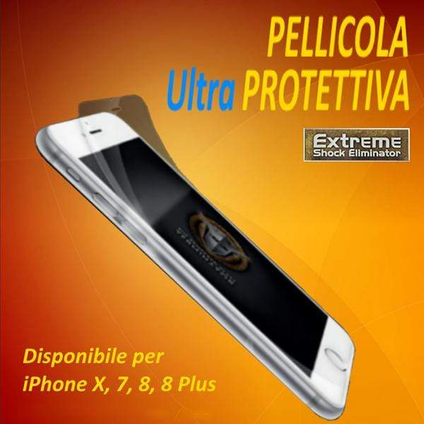 Extreme Shock Eliminator Ultra Protective Film For iPhone