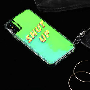 Creative Cool Reduce Mobile Phone Temperature Phone Case FOR Iphone