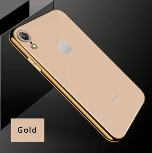 Original Nano Plating Process Soft Shell For iPhone X/XS/XR/XS MAX