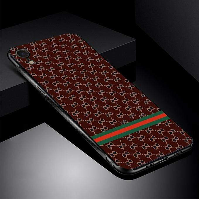 Luxury Stained Glass Phone Case For iPhone