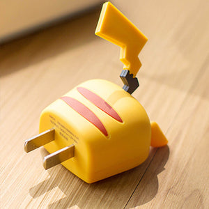 Creative Pikachu Charger Adapter