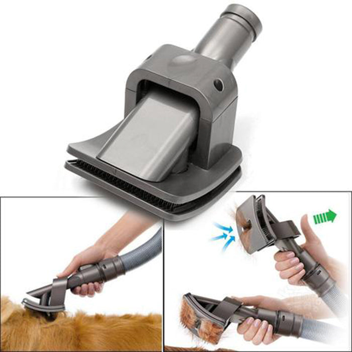 NEW PET GROOMING BRUSH FOR VACUUM CLEANER