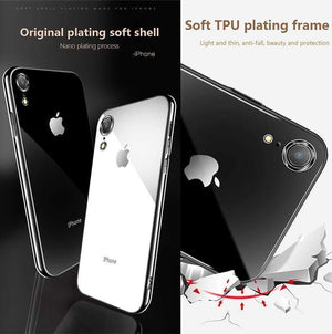 Original Nano Plating Process Soft Shell For iPhone 6/6S/6Plus/6SPlus