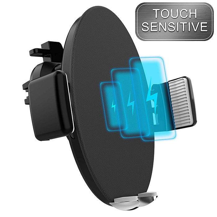 Touch Sensitive Car Mount Wireless Charger