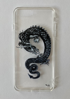 Chinese Dragon Samsung S8 Iphone 6 plus Iphone 8 plus Iphone 5