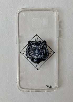 Tiger Samsung Galaxy S7 Iphone 5/ 5S/ 5G