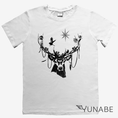 Magical Deer T-Shirt For Kids