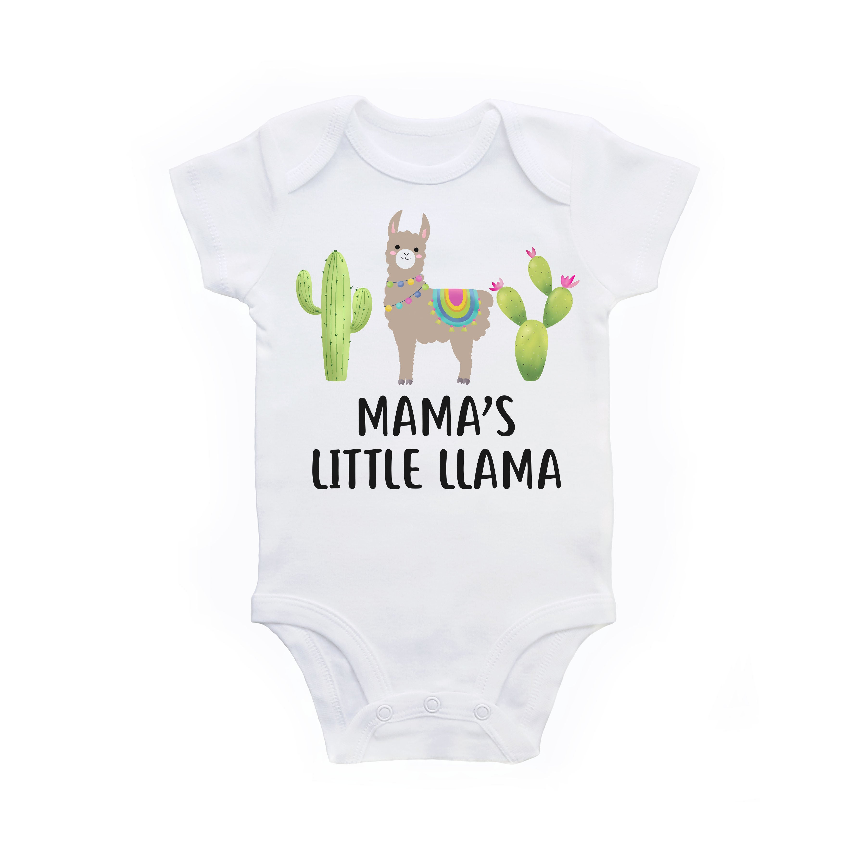 First Mothers Day Little Llama Loves Mama Baby Bodysuit New Baby Gift 1st Mother/'s Day Mothers Day Gift New Parent Valentine Gift
