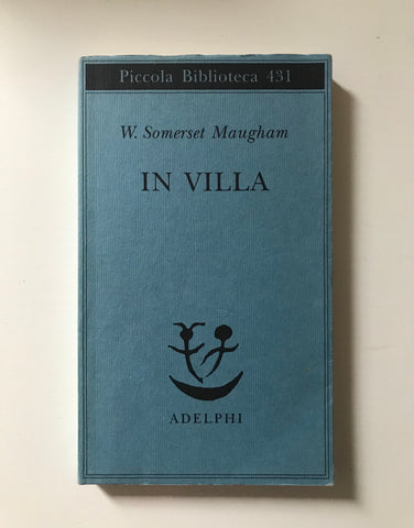 William Somerset Maugham - In villa