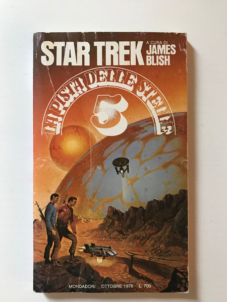 James Blish, a cura di - Star Trek La pista delle stelle 5