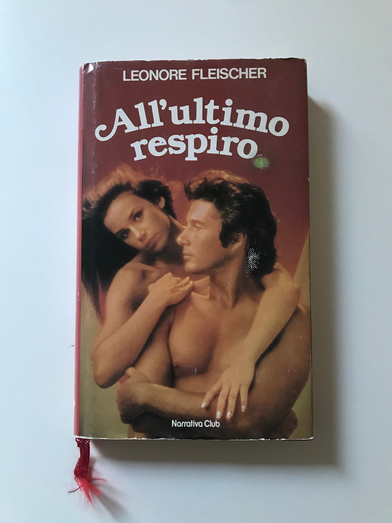 Leonore Fleischer - All'ultimo respiro