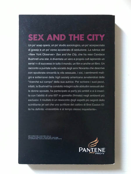 Candace Bushnell - Sex and the City