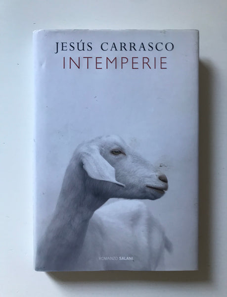Jesus Carrasco - Intemperie