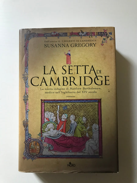 Susanna Gregory - La setta di Cambridge