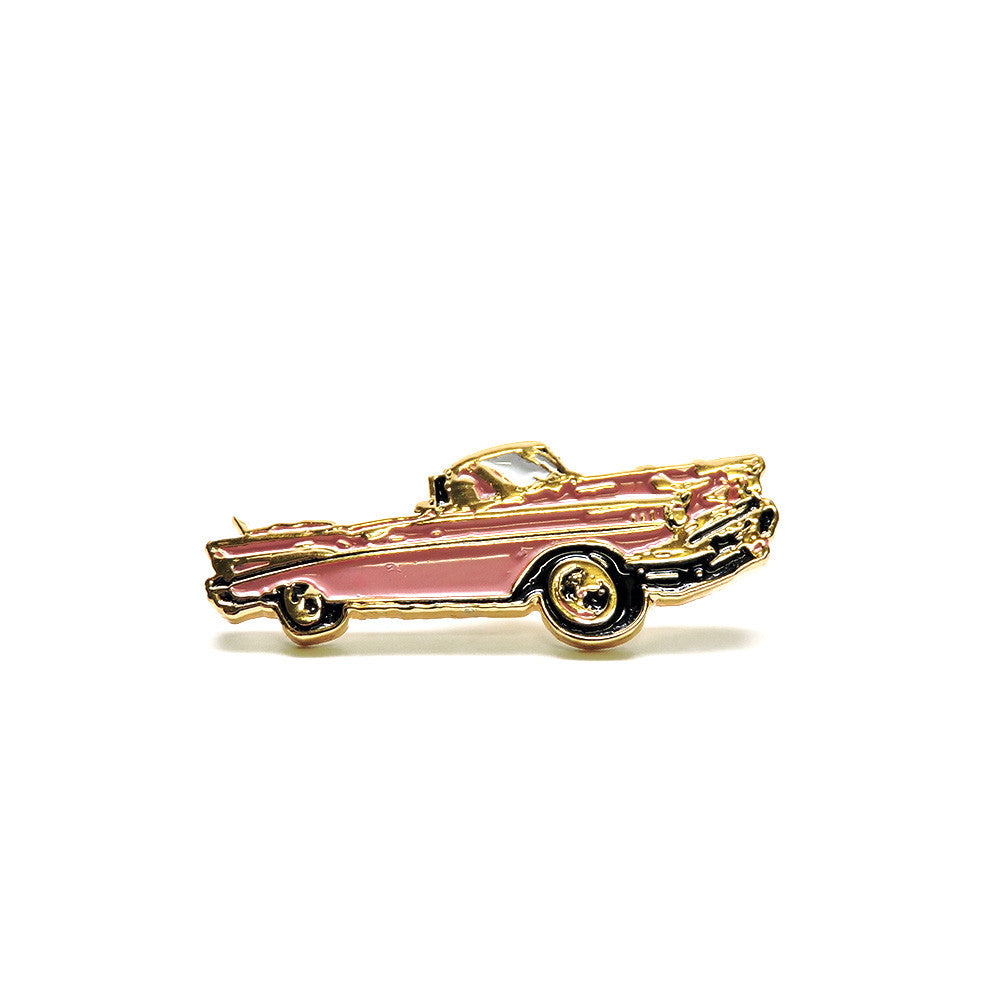 BEL-AIR | Bel-Air Car Pin with Back Closure | Zero Gravity Pins ...
