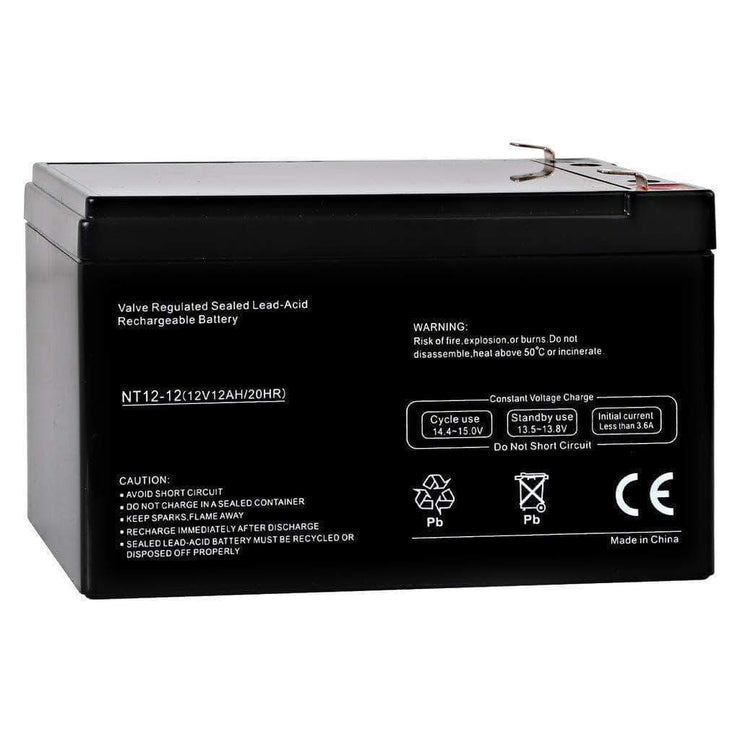 BATTERY: Trial and Cross - 12V 12Ah