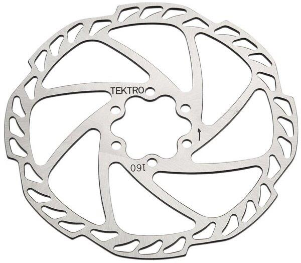 DISC BRAKE ROTOR: CROSS AND TRIAL