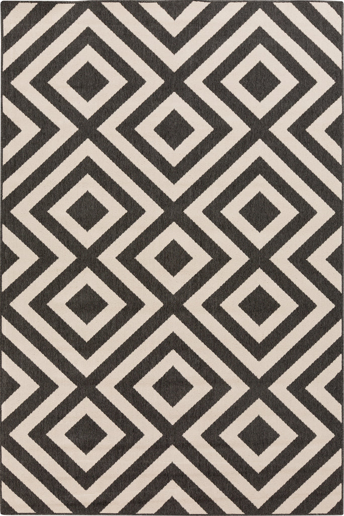 Aperto Geometric Indoor Outdoor Rug