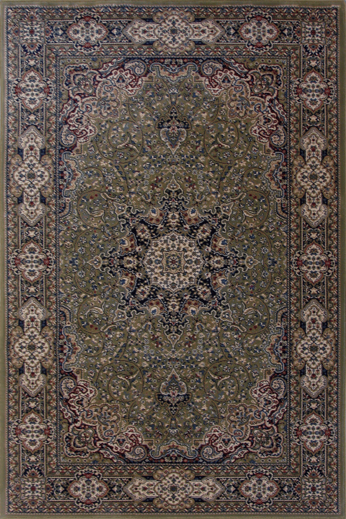 Sikan Classic Traditional Medallion Rug