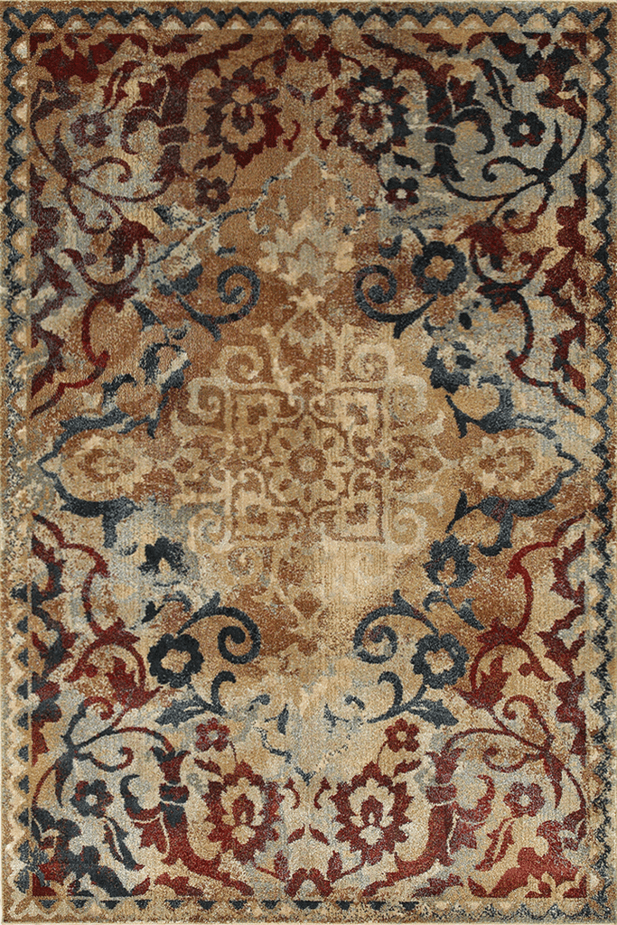 Jasmine Traditional Medallion Rugs  21-J