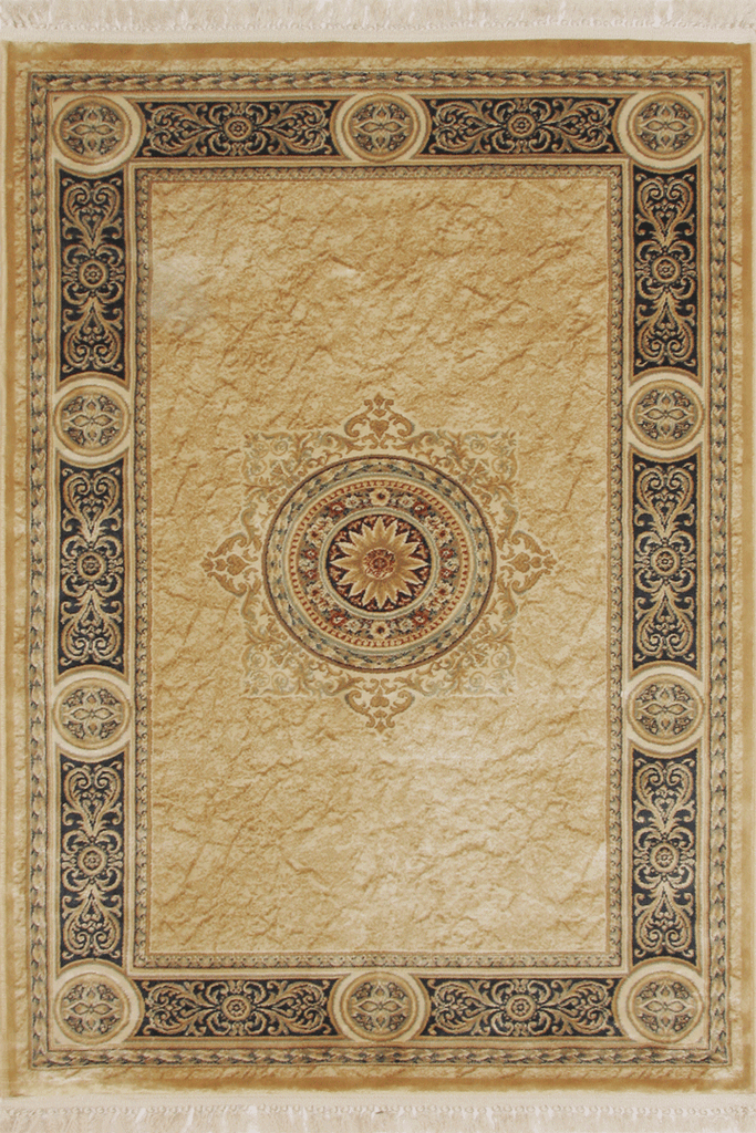 Mosaic Traditional Medallion Rug