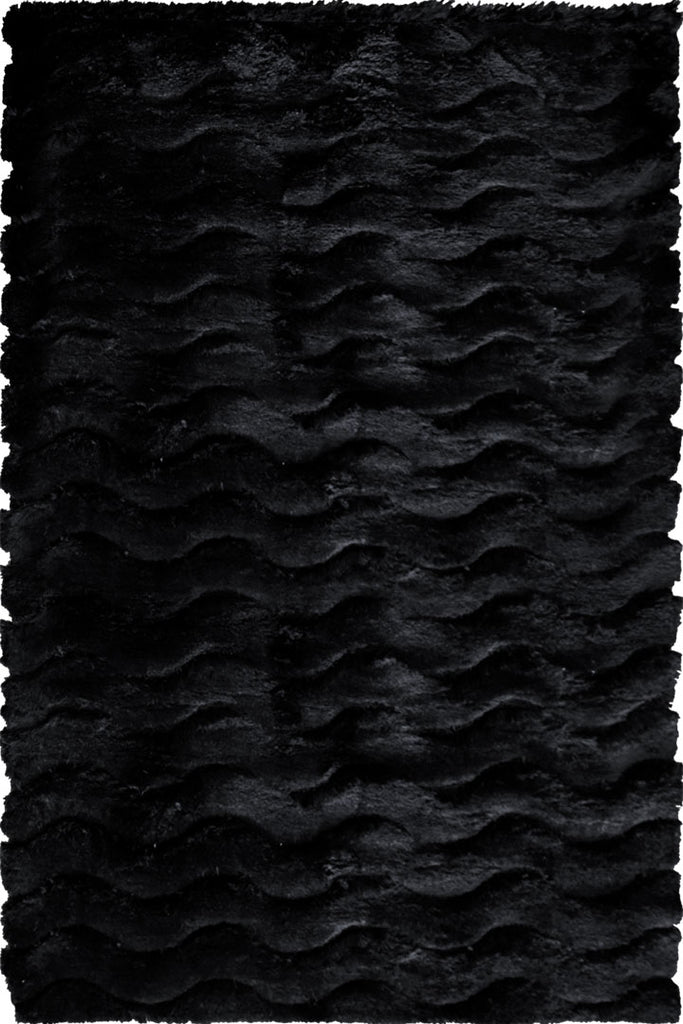 Super Shaggy Plain Rug