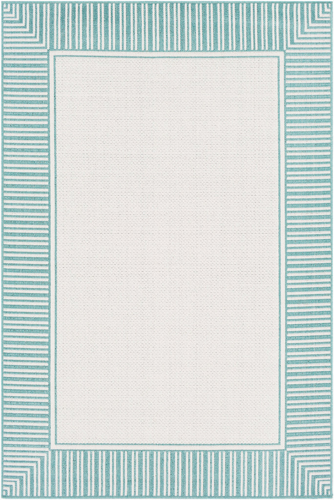 Aperto Border Indoor Outdoor Rug