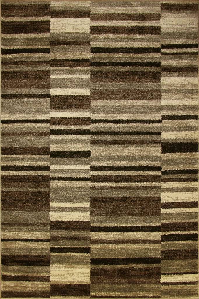 Rustic Contemporary Striped Rugs