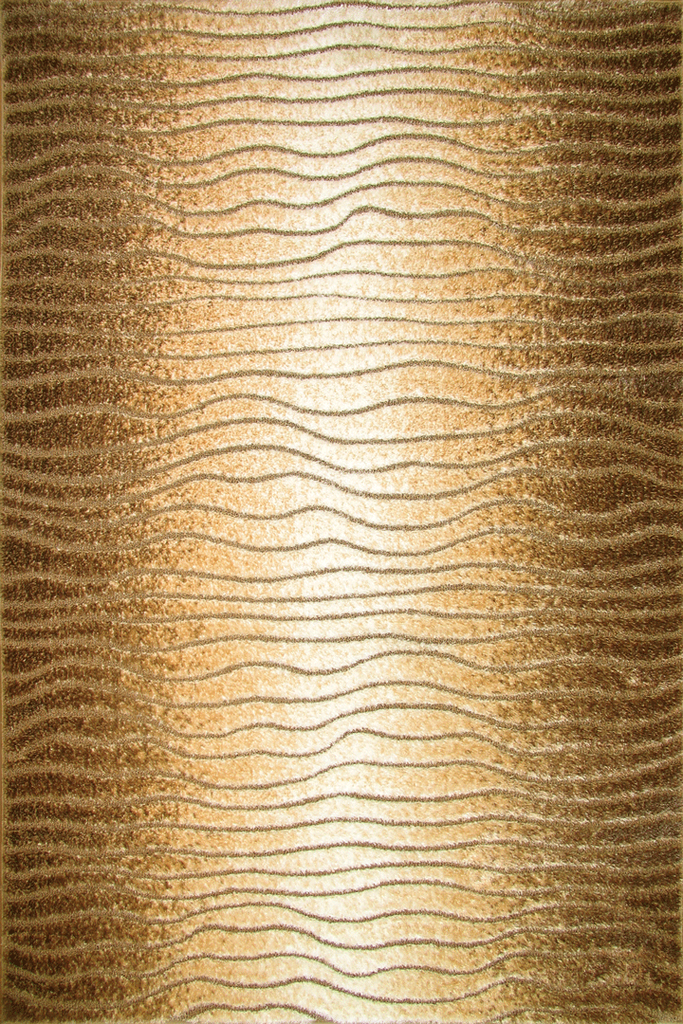 Premium Metallic Brown Luxurious Rug - Interior  Design Style - Australia