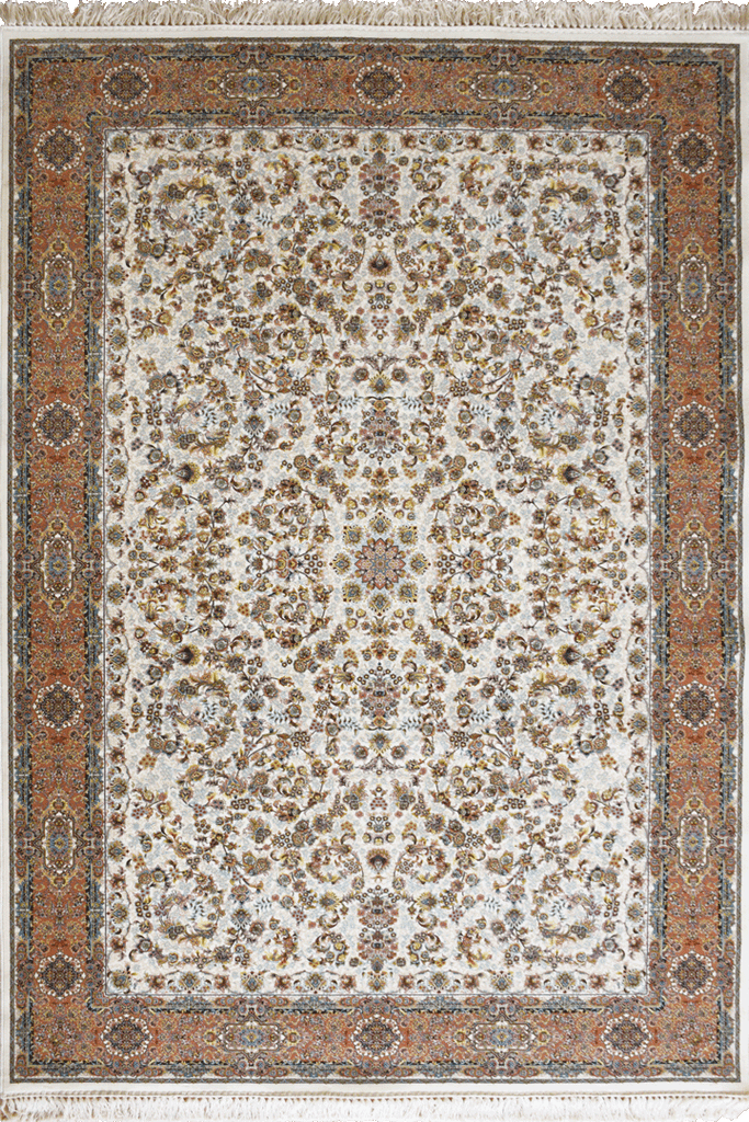 Persico Traditional Border Rug