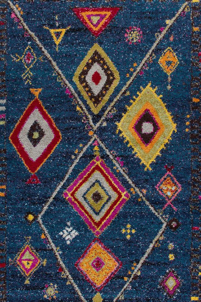 Nomadic Contemporary Geometric Rugs 80-B