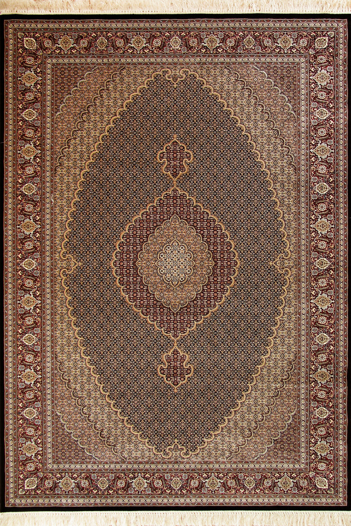 Melbourne Mahi Traditional Medallion Rug