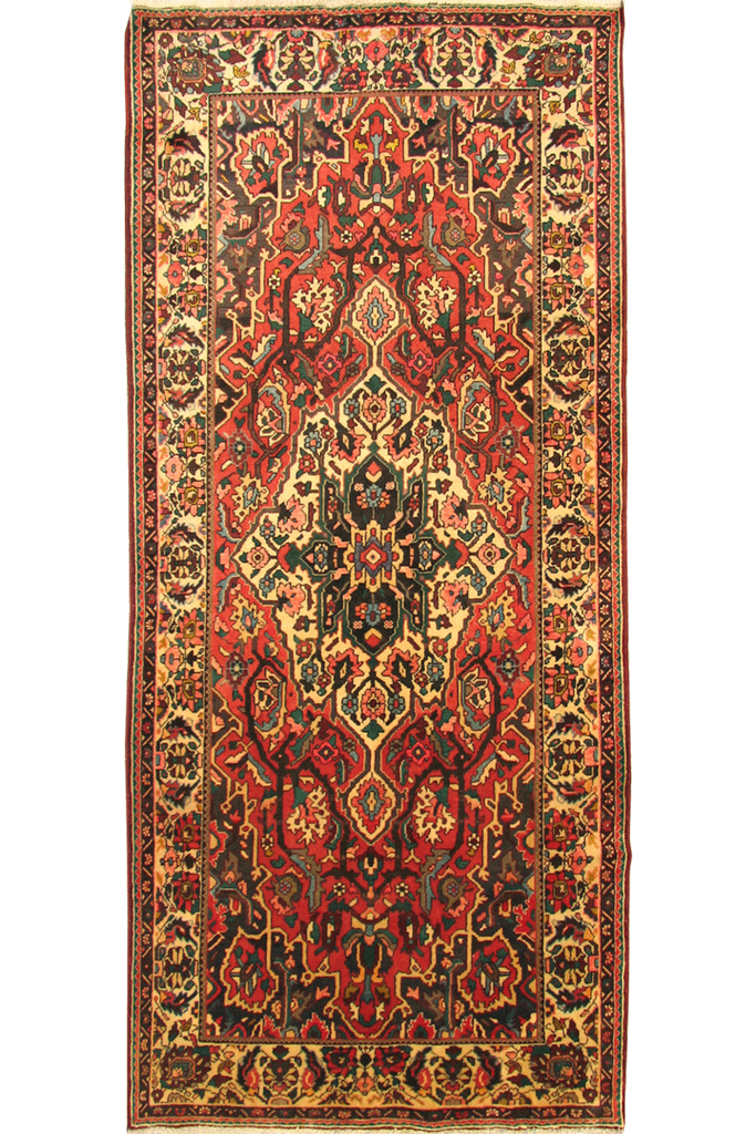 Bakhtiari Hand Knotted  Wool Rug