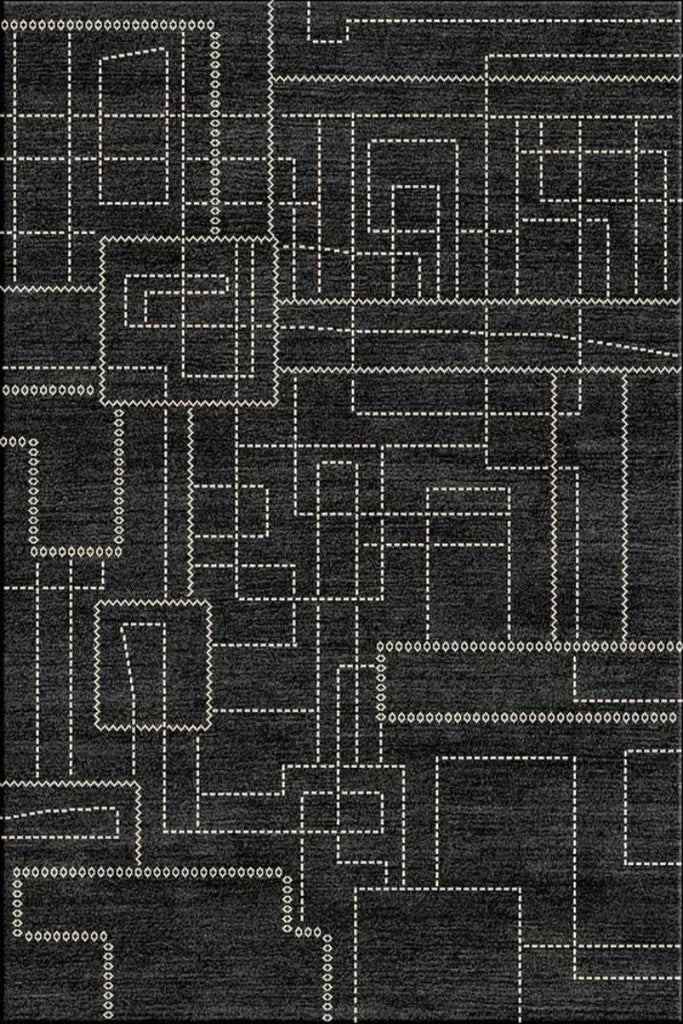 Vintage Abstract Modern Rugs