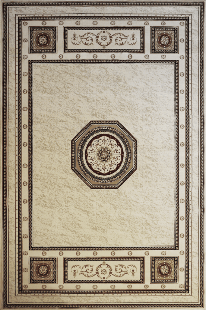 Milano Traditional Medallion Rugs  641J