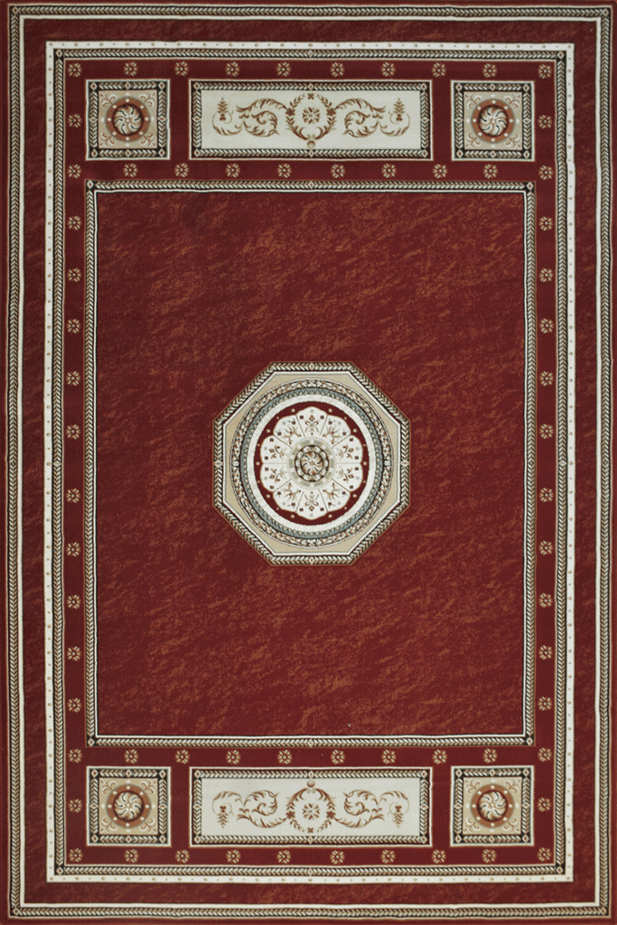 Milano Traditional Medallion Rugs  641R