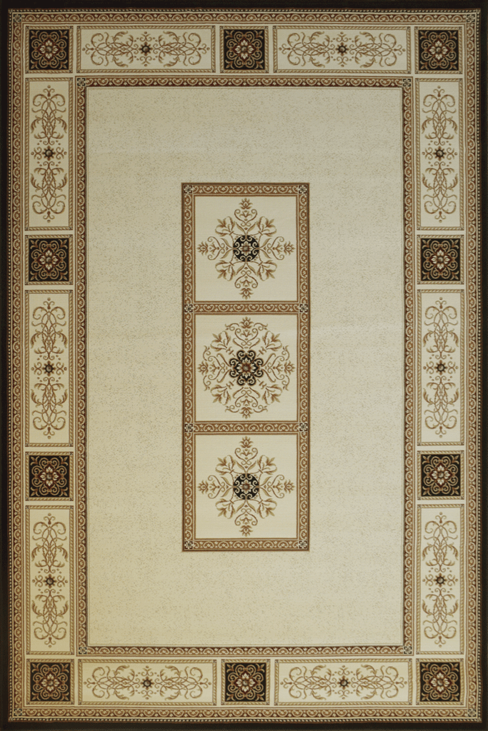Milano Traditional Medallion Rugs  520H