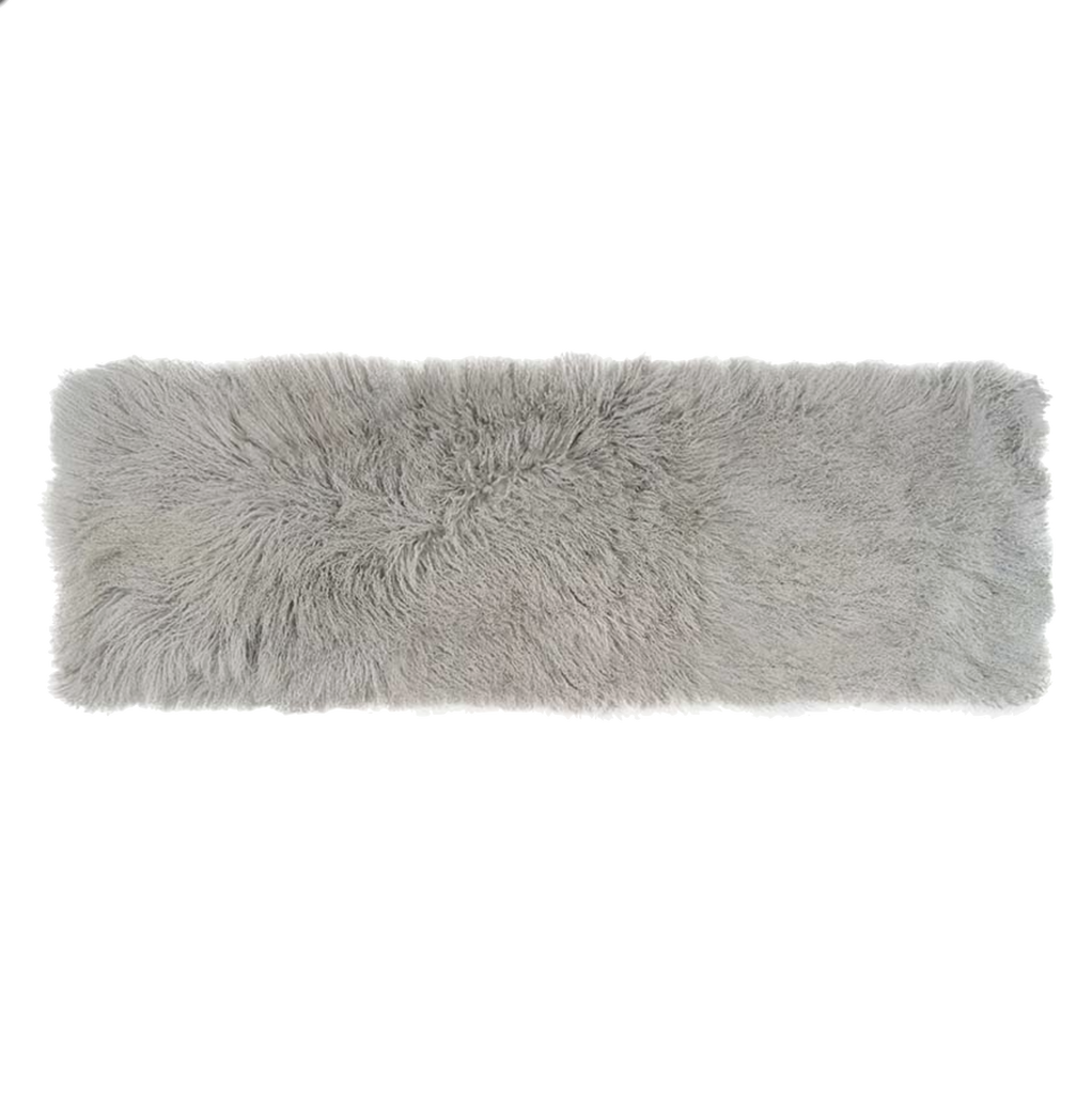 Sheepskin Plate Light Grey