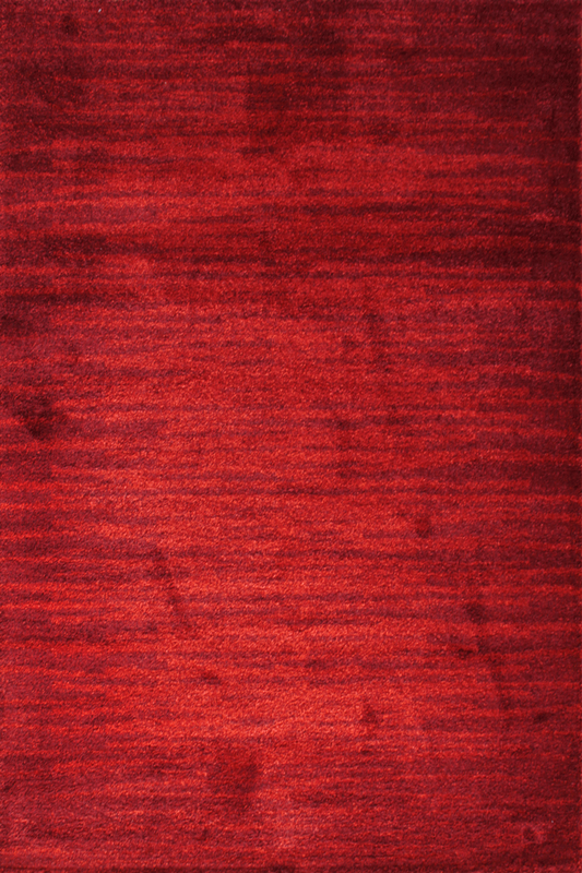 Red Plain rugs - Modern Contemporary Interior Design Style - Australia